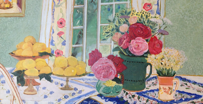 Jan Meyer Lemons and Roses